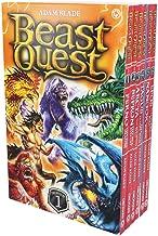 Beast Quest Box Set Pack: Series 1-6 books, (Arcta the Mountain Giant, Epos the Flame Bird, Ferno the Fire Dragon, Nanook ...