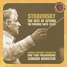 Stravinsky: The Rite of Spring; The Firebird Suite 1919 Prokofiev: Scythian Suite, Op. 20