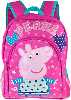 Christmas Shop Girls Peppa Pig Backpack