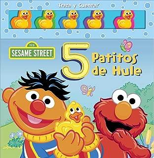 Sesame Street: 5 Patitos de hule (Spanish Edition)