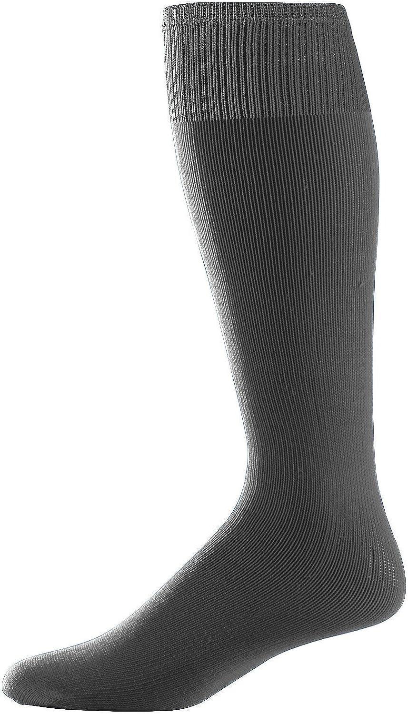 Game Socks - Intermediate Size 9-11, Color: Black, Size: 9 - 11