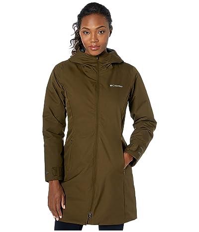 Columbia Autumn Risetm Mid Jacket (Olive Green) Women