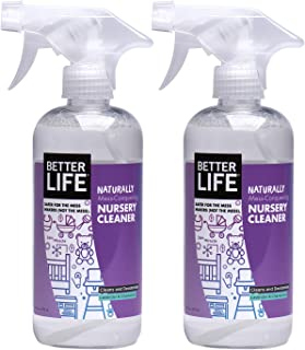 Better Life Nursery Cleaner, Lavender & Chamomile (Pack of 2)
