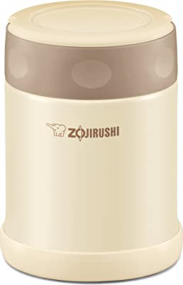 Zojirushi SW-EAE35CC Food Jar, 11.8-Ounce, Cream