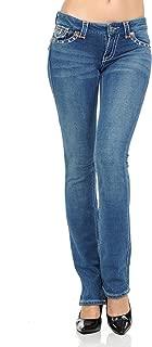 Women's Slim Fit Straight Leg
