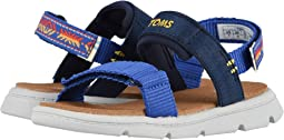 Navy Global Webbing