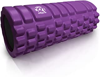 321 STRONG Foam Roller - Massager Dense Massage Massage for Massage Massage و Edition Point Myofascial Trigger Point ، با 4K eBook