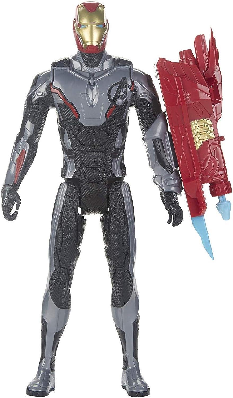 descuento de ventas GXHLLYZY Marvel Avengers Avengers Avengers EndJuego Iron Man (E3298) Figura De Acción 11 Pulgadas Altura Aproximamujerte 29.2cm + Transmisor De Energía Eléctrica Desmontable  marcas en línea venta barata