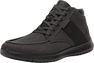 Sponsored Ad - Bruno Marc Men's Casual High Top Sneakers Canvas Walking Shoes