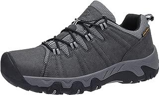 CAMEL CROWN Men's Hiking Shoe Non Slip Low Top Walking Athletic Trekking Boot for Men Outdoor Sneaker
