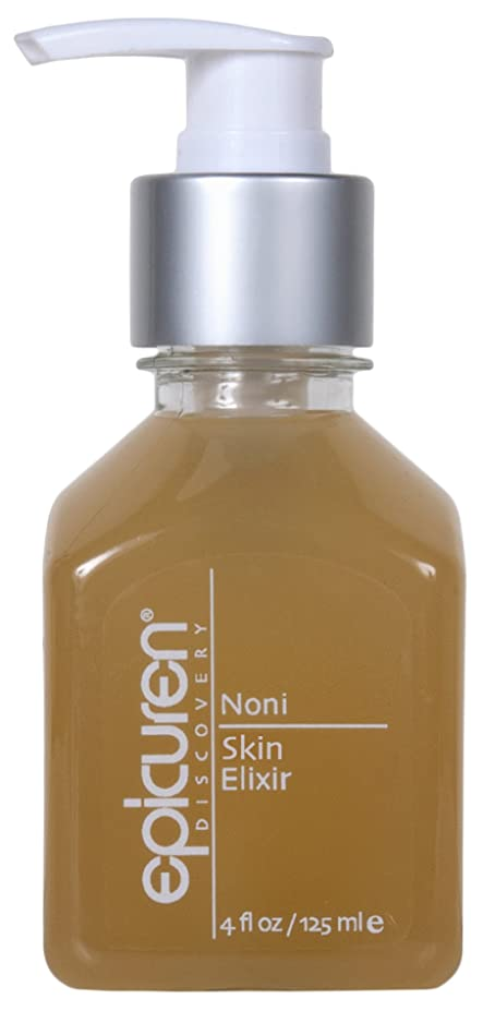 立ち寄る雷雨遠近法Epicuren Noni Skin Elixir 125ml/4oz並行輸入品