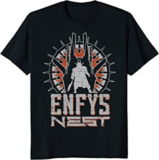 Star Wars Han Solo Movie Enfys Nest Symbol Graphic T-Shirt