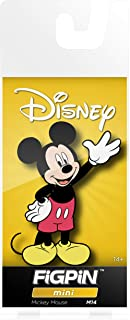FiGPiN Mini Disney Mickey Mouse & Friends: Mickey Mouse - Collectible Pin