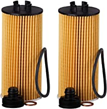 Mini Mania MINI Cooper/Cooper S Oil Filter OEM for Hardtop (F56), Hardtop 4-Door (F55), Clubman (F54), Convertible (F57), and Countryman (F60) (2 Pack)