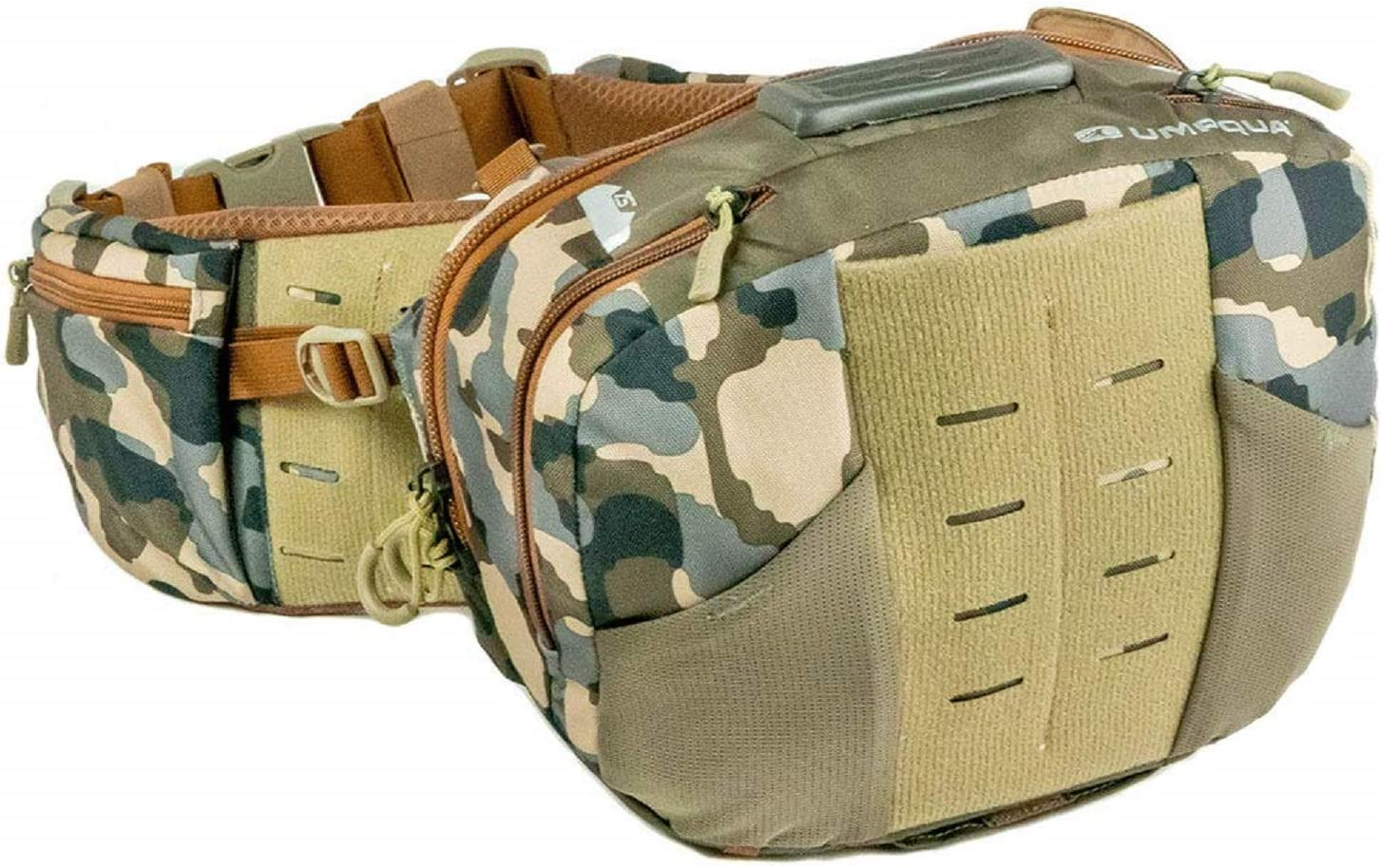 UMPQUA ZS2 LEDGES 650 2021 spring and Safety and trust summer new WAIST W OLIVE PACK WB