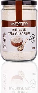 Wefood Glutensiz Tam Yulaf Unu 300 gr