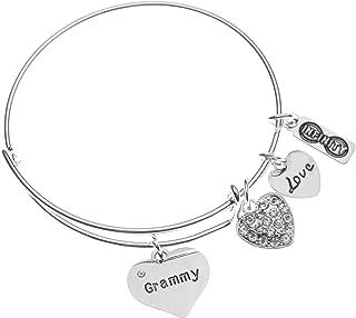 Grammy Bracelet, Grammy Jewelry, Grandma Jewelry Makes Great Grandma Gifts