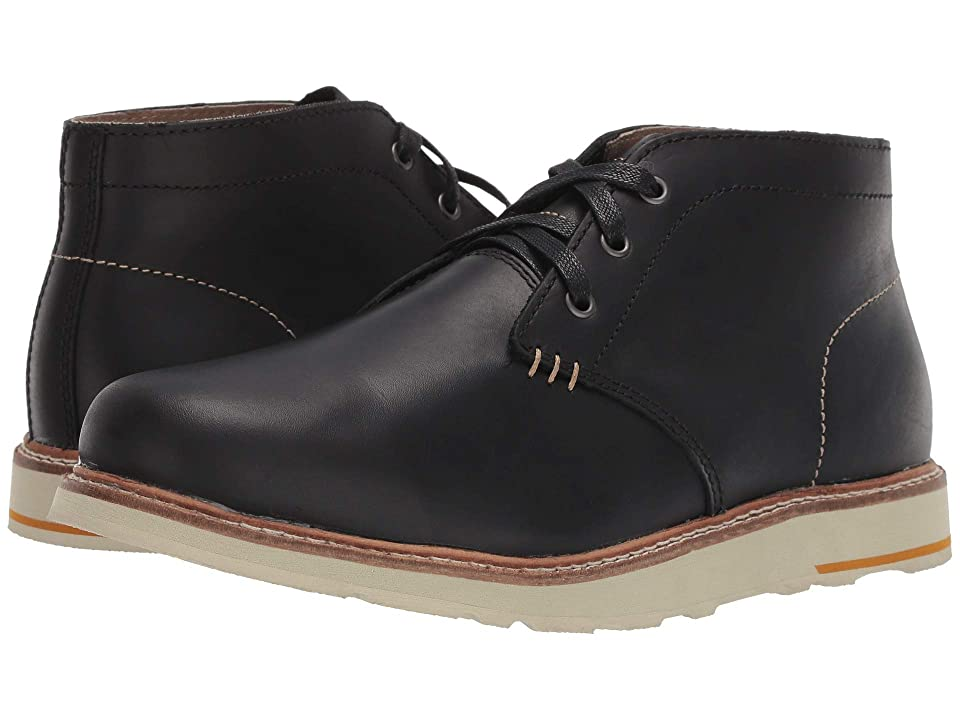 Georgia Boot Small Batch Chukka Wedge (Black) Men