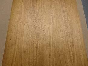 African Mahogany wood veneer sheet 24