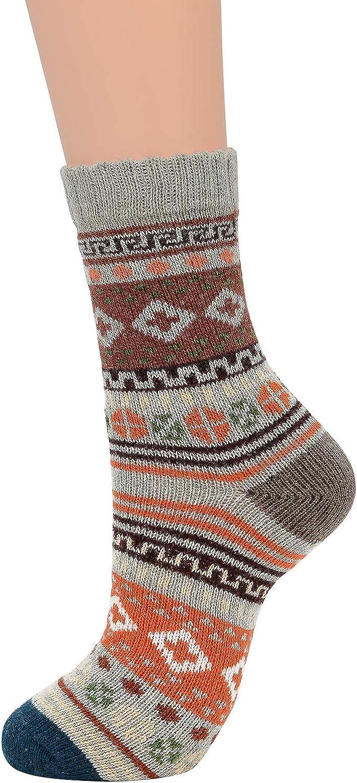 Century Star Unisex Maple Cotton Socks Thick Weed Leaf Socks Crew Winter Socks Athletic Sports High Crew Socks