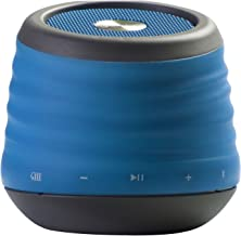 JAM XT Extreme Wireless Speaker, Splash Proof, Drop Proof, Dirt Proof IP64 Rating, Carabiner Clip, Built-in Speakerphone, Works with iPhone, Android, Bluetooth Devices, HXP430BL Blue