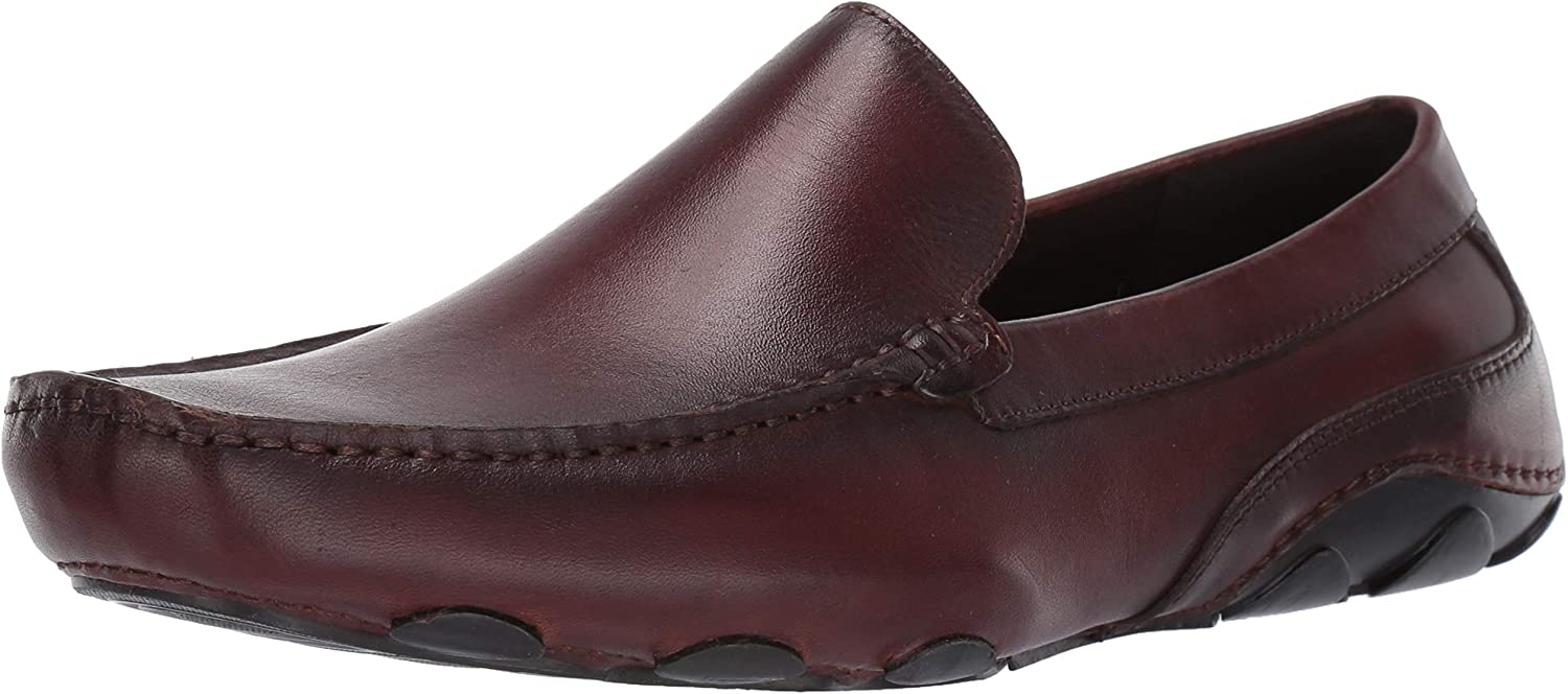 Kenneth Cole REACTION Mens Toast Driver B Driving Style Loafer