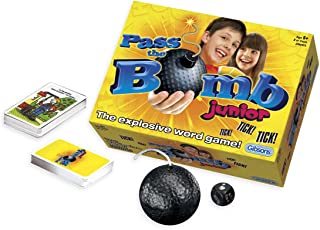 pass the bomb junior board game