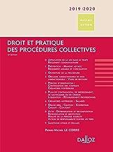 Livres Droit et pratique des procédures collectives 2019/2020 - 10e ed. PDF