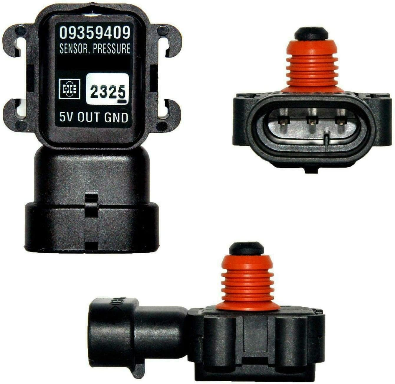 Manifold Absolute Pressure MAP Over item handling Sensor GM Replacement C For BUICK Max 65% OFF