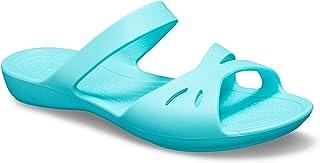 crocs Women's Kelli Sandal W Blue Fashion 3 UK (W5) (203991-40M-W5)