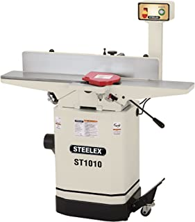 Steelex ST1010 Jointer with Mobile Base, 6