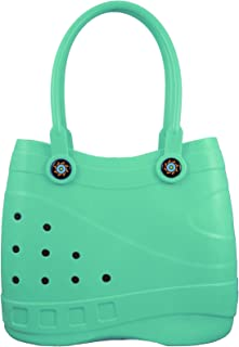 Optari Sol Tote - Durable Hand Bag - Comfortable Lightweight Girl's or Mom Purse - Beach Bag