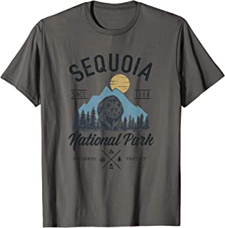 sequoia national park t shirt