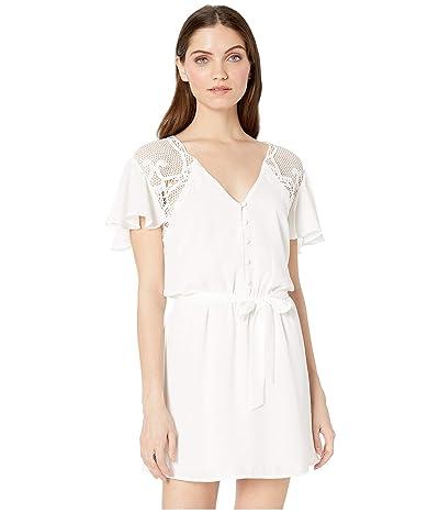 BB Dakota First Impressions Dress (Ivory) Women