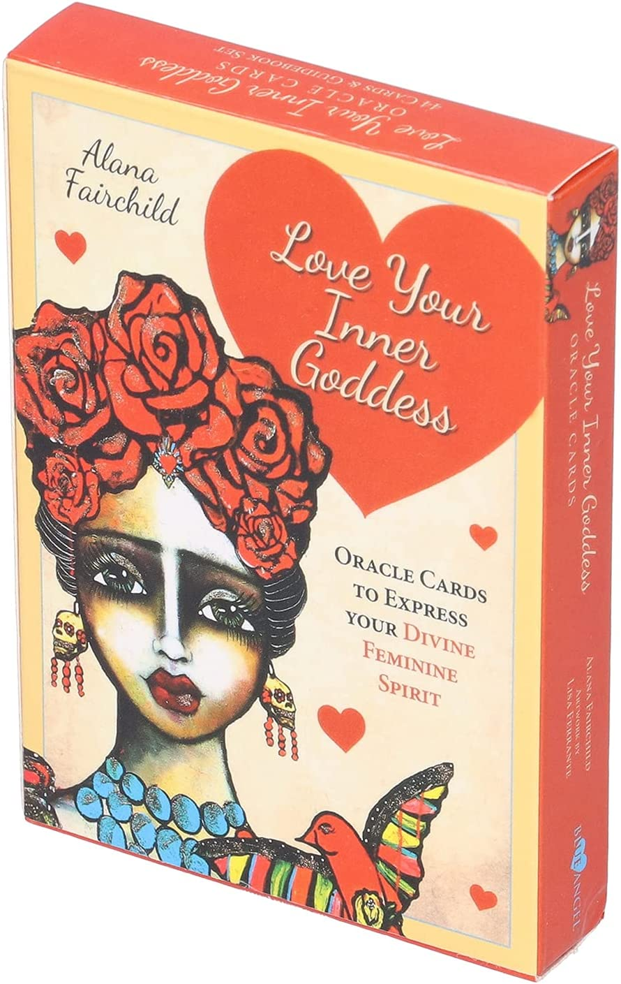 44 Special price Tarot Cards Set Love Your Unique Ranking TOP1 Oracle Goddess Inner Card
