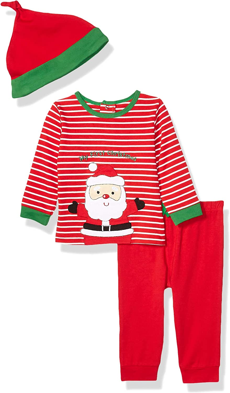 Little Me Baby Boy's Mail All items in the store order cheap Holiday Cotton Pants