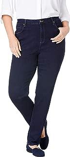 Women's Plus Size Perfect Straight Leg Jean