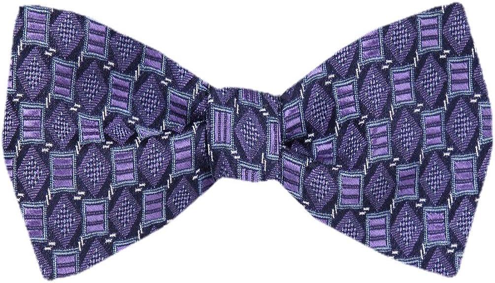 Men's Silk Self Tie Bowtie Tie Yourself Bow Ties