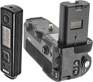 Meike Empuñadura de batería Empuñadura de batería battery grip para Sony Alpha A9a7riii sustituye a Sony VG de c3em Incluye disparador remoto con 2.4GHz Radio Frecuencia–MK Cortex-A9Pro