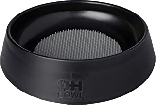 Oh Bowl World's First Oral Hygiene Anti Hairball Cat Bowl,
