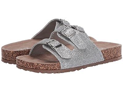 Mia Kids Deisy (Little Kid/Big Kid) (Silver) Girls Shoes