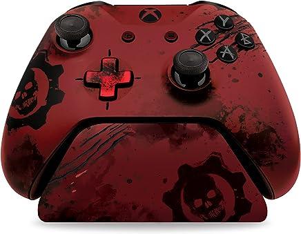 Controller Gear 战争机器 4 Crimson Omen-限量版游戏手柄底座支架v2.0 - 红色 - Xbox One
