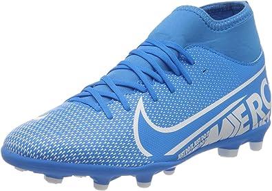 Nike Jr. Mercurial Superfly 7 Club MG, Chaussures de Football Mixte Enfant