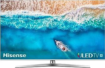 Hisense H65U7B - TV ULED 65' 4K Ultra HD con Alexa Integrada, BT, Dolby Vision HDR 1000, Audio Dolby Atmos, Ultra Dimming, Procesador QC, Smart TV VIDAA U 3.0 con IA, Mando BT con micrófono.