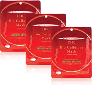 DHC Bio Cellulose Mask, Pack of 3