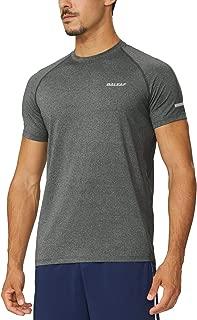 BALEAF Men's Quick Dry Short Sleeve T-Shirt Running Workout Shirts