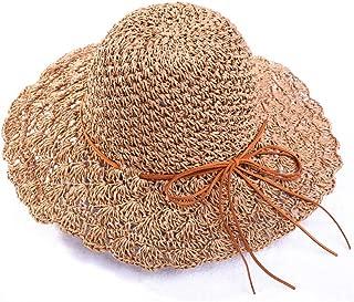 Sun Shade Outdoor Panama Roll up Straw Hats UPF40+ Beach Shapable Wide Brim Bucke Thats