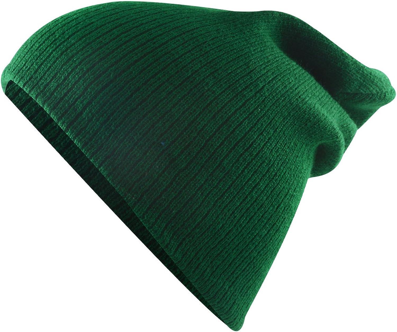 Century Star Kid's Winter Warm Knit Hats Slouchy Baggy Beanie Hat Skull Cap for Boys Girls