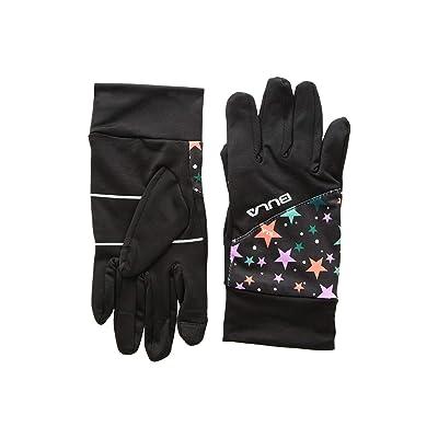 BULA Kid Printed Stretch Gloves (Big Kids) (Star Black) Over-Mits Gloves