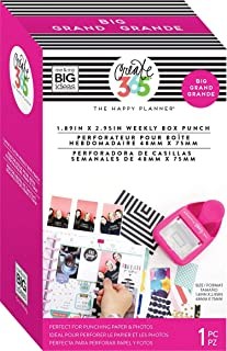 Me & My Big Ideas Create 365 Happy Planner Big Weekly Box Punch-